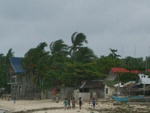 Philippinen - auf der geschützten Seite