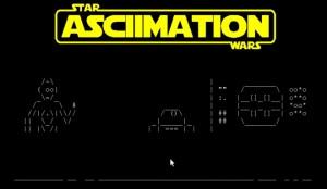 Starwars ASCII im Terminal